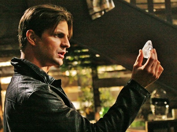 Gale Harold Talks Crime and Punishment
