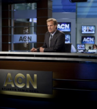 The Newsroom image © HBO.