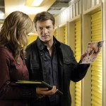 STANA KATIC, NATHAN FILLION