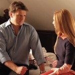 NATHAN FILLION, MOLLY QUINN