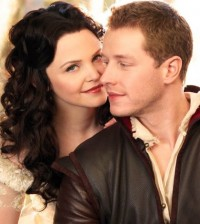 Ginnifer Goodwin and Josh Dallas in Once Upon a Time. Image © ABC