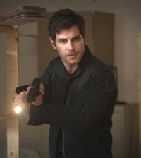 David Giuntoli as Nick Burkhardt -- (Photo by: Scott Green/NBC)