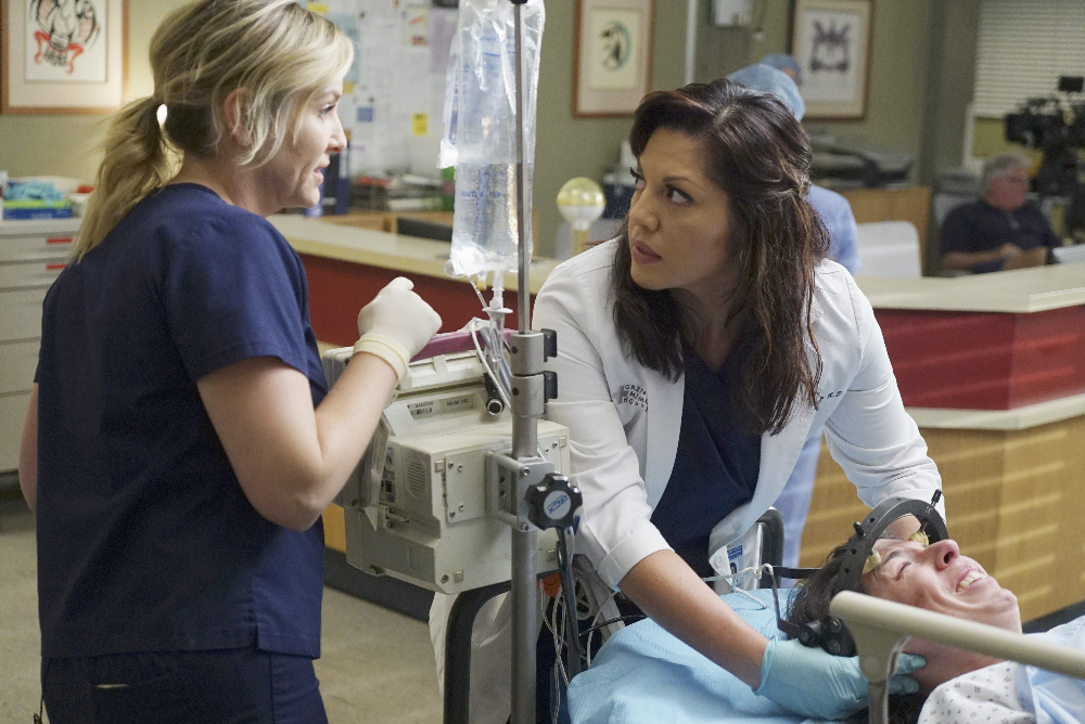 "TV REVIEW: Grey\'s Anatomy Gives Us a Happy Ending in ""You\'re My Home"""