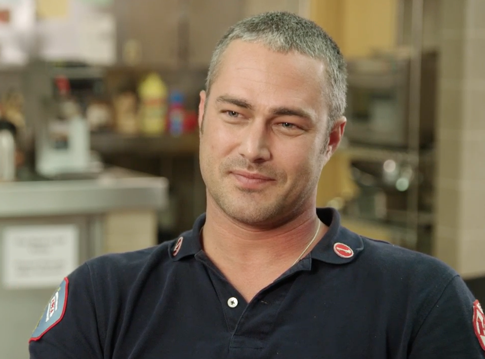 Taylor Kinney Chicago ...